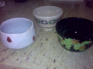 Tea bows