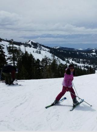 T ski